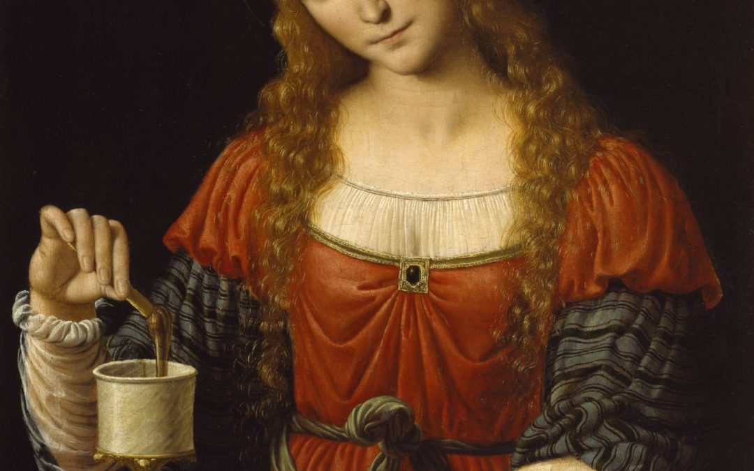 Mary Magdalene the Spiritual Teacher – Part 2: Following a Trail of Red Rose Petals